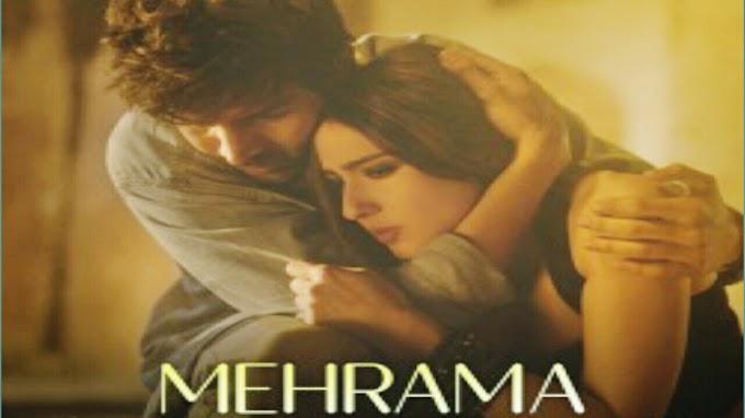 MEHRAMA LYRICS ENGLISH  - DARSHAN RAWAL Love Aaj Kal 2