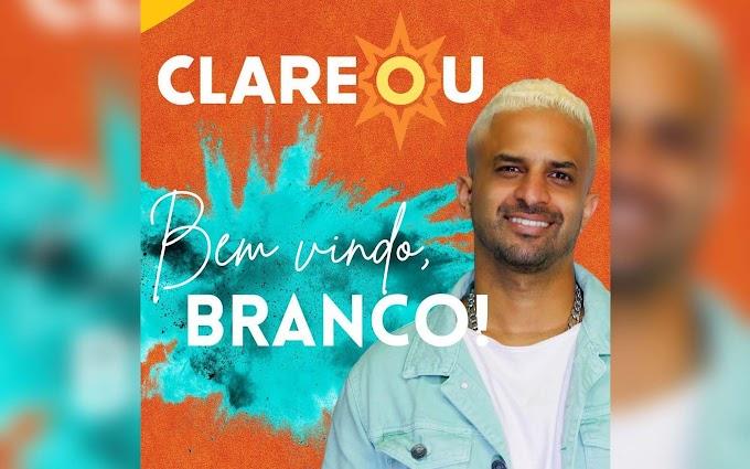 Grupo Clareou apresenta novo integrante