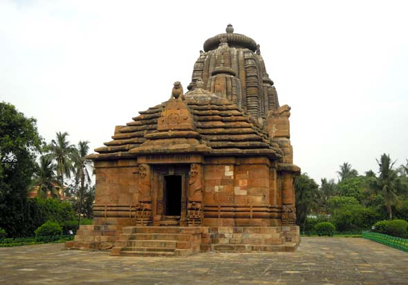 The Rajarani Temple, Bhubaneshwar