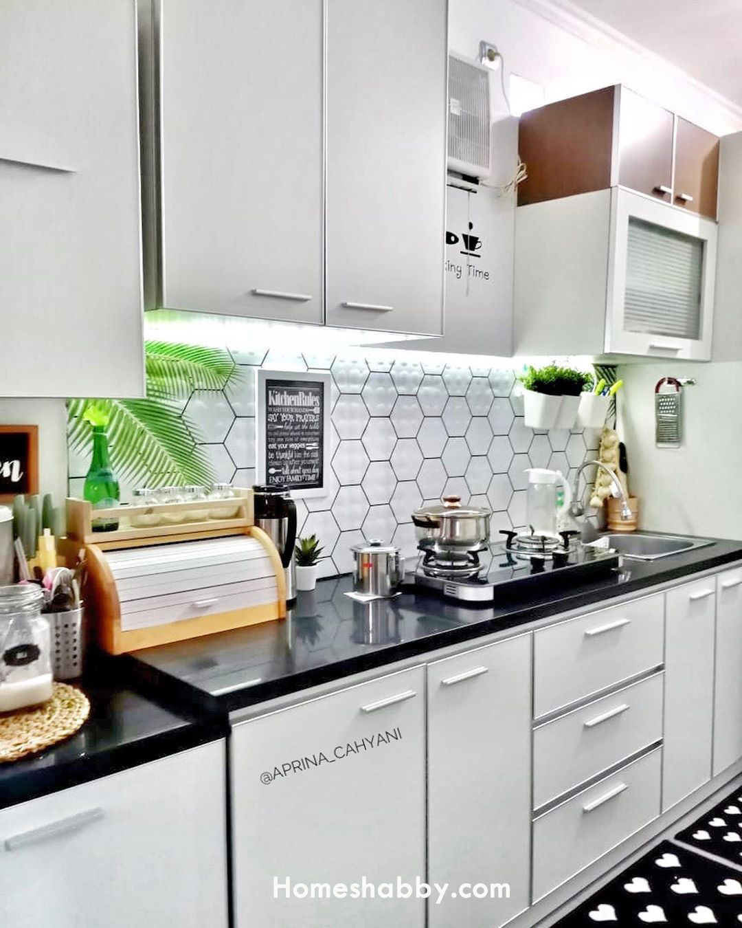 A Stylish Modern Kitchen Ideas For Interior Fascinating Designs Homeshabby Com Design Home Plans Home Decorating And Interior Design