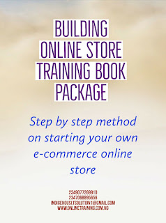 Building Online Store Training For Nigeria