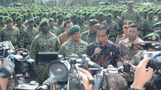 Reaksi Jenderal TNI Andalan Jokowi Usai Tewasnya 6 Pengikut HRS