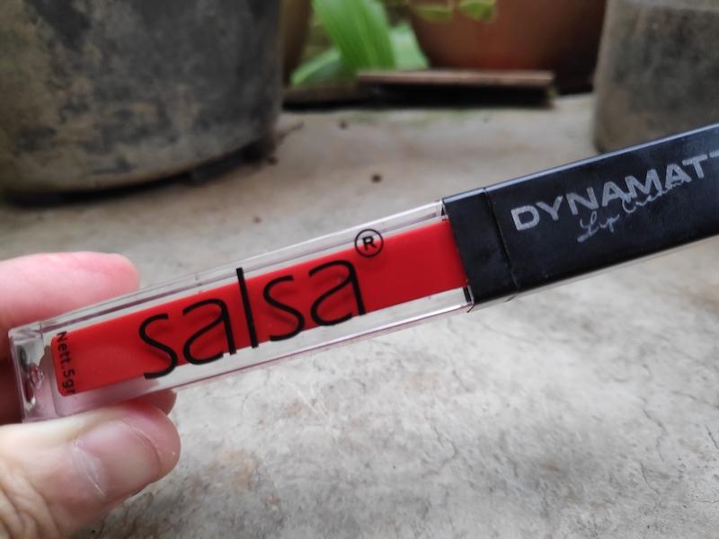 Salsa Dynamatte Lip Cream Murah Bukan Murahan