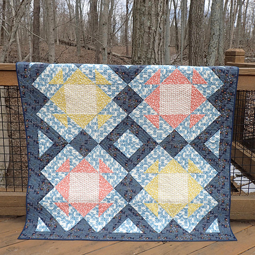 Pike Quilt Free Pattern