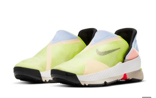 Nike's Go FlyEase is hands-free