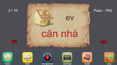 Vietnamca Dili