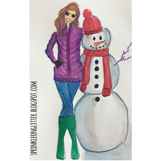 Sprinkle On Glitter Blog// favorite songs// Do You Wanna Build A Snowman?