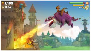 Review Game Android Hungry Dragon Terbaru Oktober 2018
