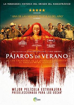 Pajaros de verano [2018] [DVD R1] [Latino]