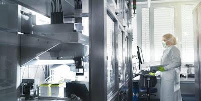 Laboratorium Biontech