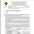 Langkah-langkah dan Tahapan Kegiatan Percepatan Penyaluran Dana BOP RA dan BOS Madrasah Tahun Anggaran 2021