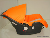 2 Care Baby Car Seat and Baby Carrier