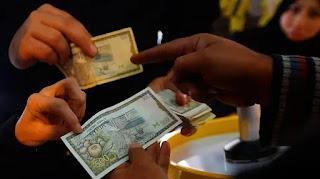 سعر صرف الليرة السورية مقابل العملات والذهب الأربعاء 30/9/2020