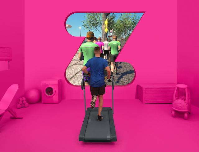 RunNerd Girl: From Dreadmill to Treadmill with Zwift Running