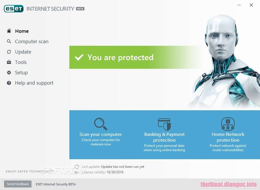 tie-smallDownload ESET Internet Security 12.2.23.0 Full Key