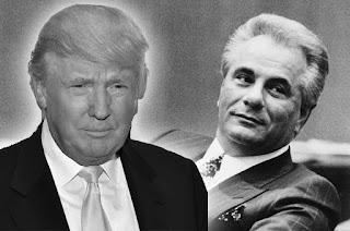 Image result for Melania Trump and Mafia