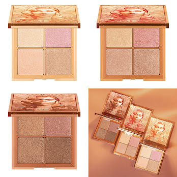new highlighters from Huda
