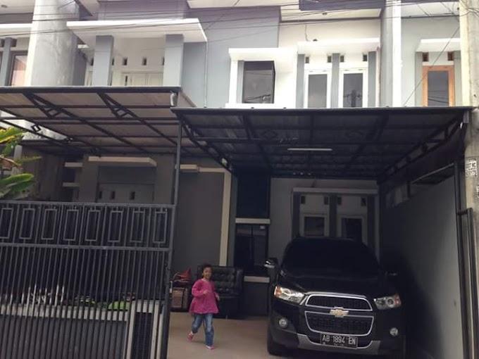 Rumah Luxury 2 Lantai Kawasan Perumahan Exclusive One Gate 24 Jam Jl. Godean km 3 Dalam Ringroad