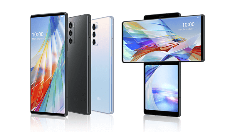 LG WING with Swivel Screen, SD765G SoC, and Gimbal mode announced