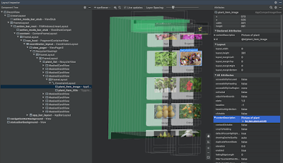 Debug your app's UI in real-time with Live Layout Inspector