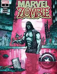 Marvel Zombie Comic