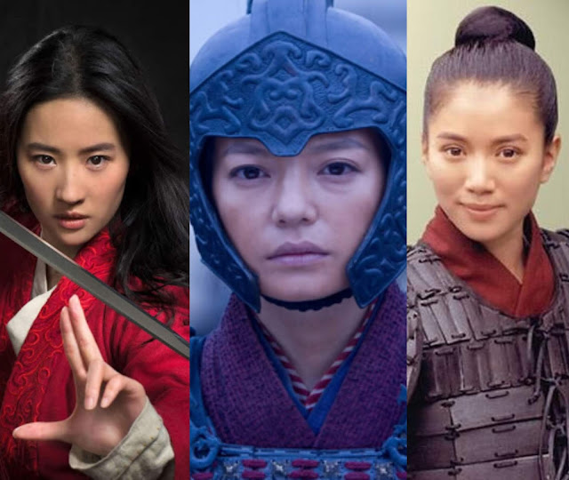 [C-Movie]: Did Mulan Really Pretend To Be A Man for 12 Years?