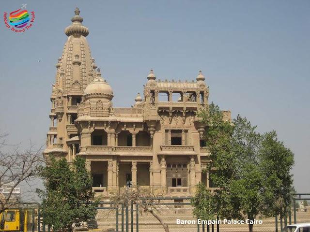 Baron Palace - Cairo