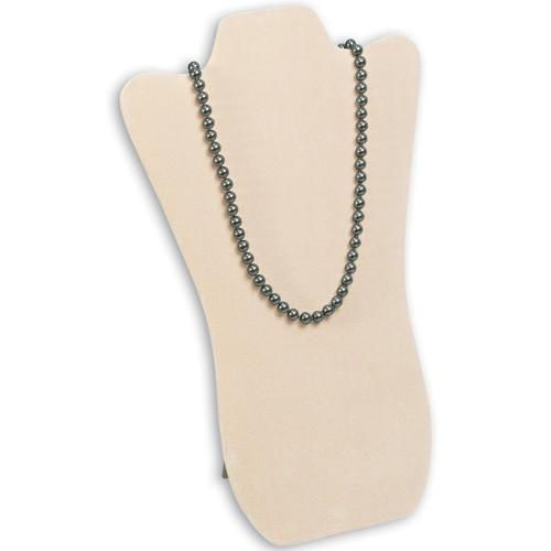 #CD-6703Q Suede Necklace Easel Display