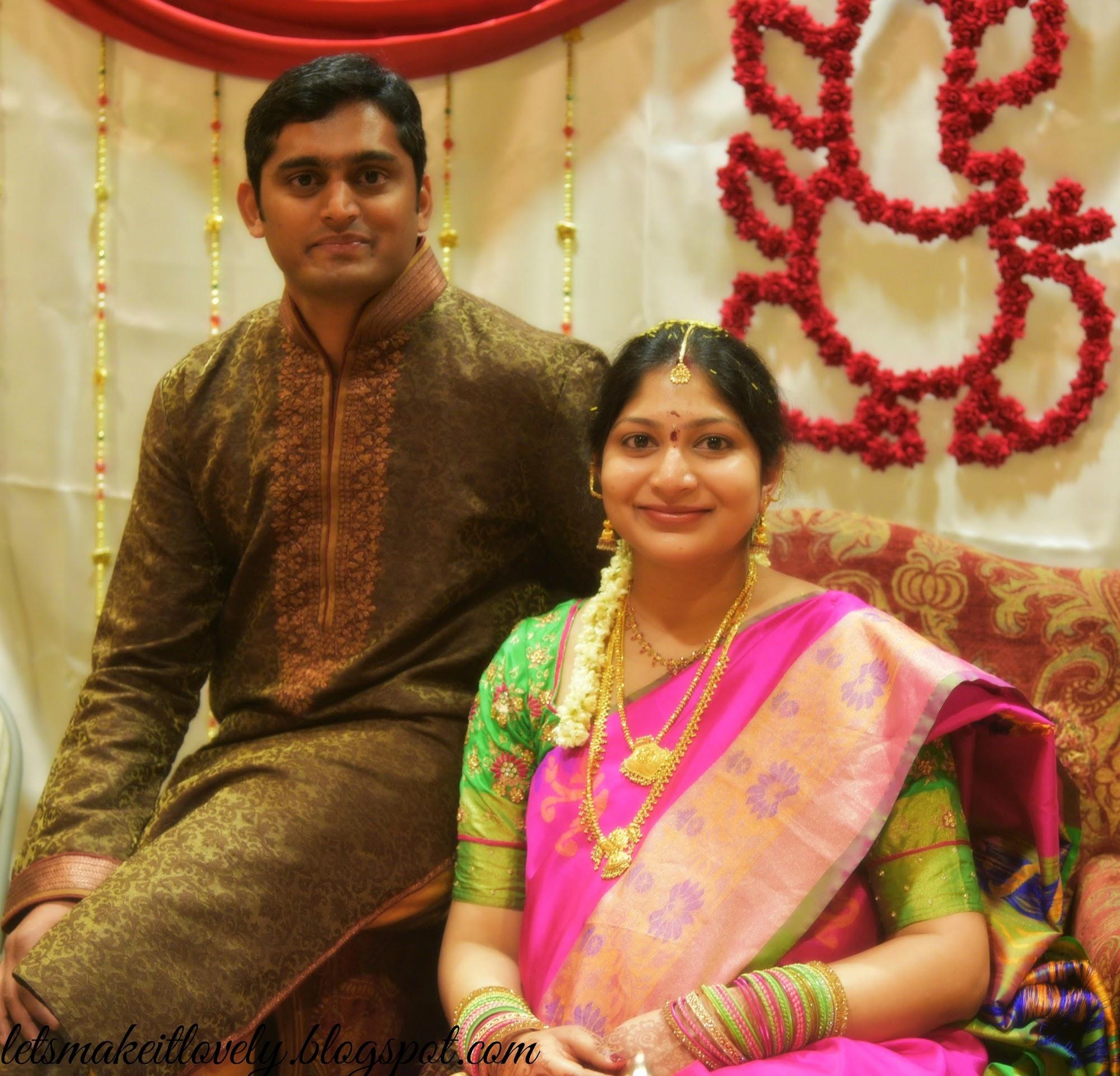 Let S Make It Lovely Sreemantham Decoration South Indian