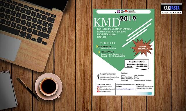 Info KMD UNSIKA - Karawang 2019