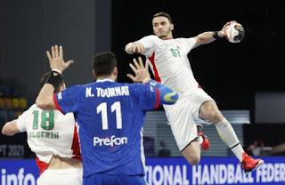 بورت يستدعي 19 لاعب لتصفيات اولمياد طوكيو لكرة اليد 2022