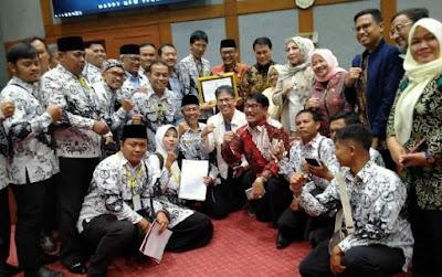 Guru Honorer di Jateng Mulai Ikut Try Out PPPK Gratis, Antusiasme nya Luar Biasa