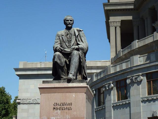 151 aniversario de Hovhannes Tumanyan