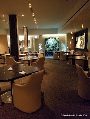 Yugen Chicago dining room