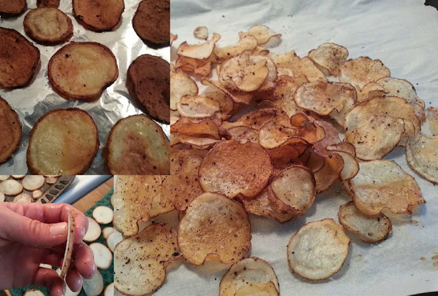 Chips, Recipe, Healthy, Cooking tours Cannes, Catering, Private chef