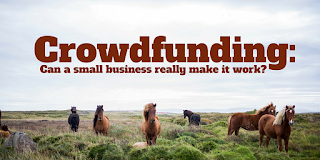 crowdfunding businesses