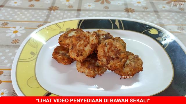 Resepi sata goreng Terengganu mudah sedap