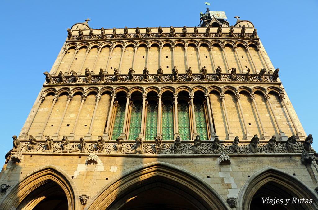 Notre Dame, Dijon