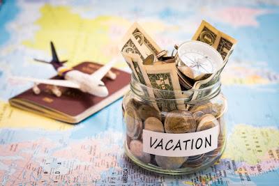 Hucha para ahorros para un viaje a Islandia