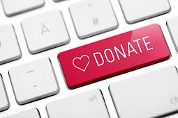 Cara Menambahkan Tombol Donasi di Blog