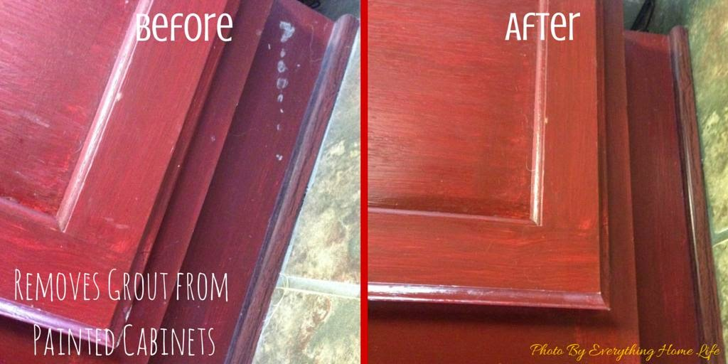 remove old paint stains