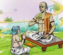 Manusmriti- These 10 People Are Like Guru