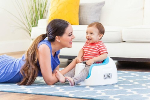 Kinderstoel Bumbo Multi Seat test
