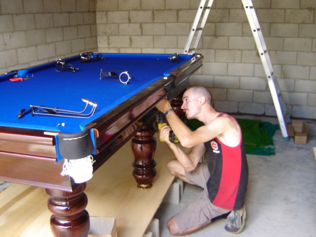 Billiard Removalist In Melbourne Find Out Why An Expert
