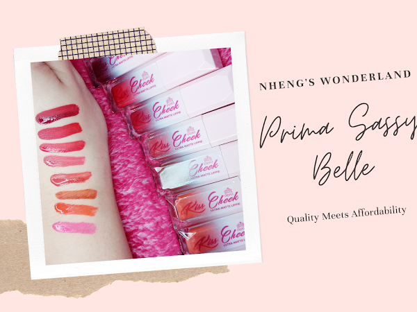 Prima Sassy Belle: Affordable Beauty Luxury