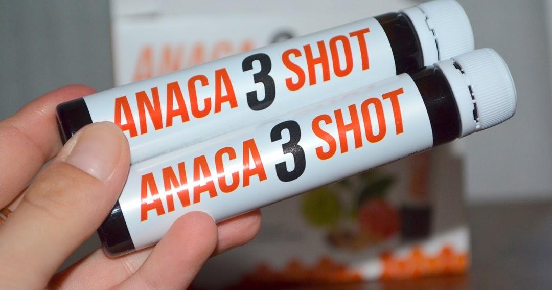 Anaca3, Shot Perte de poids, mon avis - Les confidences de ...
