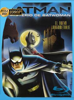 Batman: El misterio de Batimujer (2003) BRRip 1080p Latino [Google Drive] Panchirulo