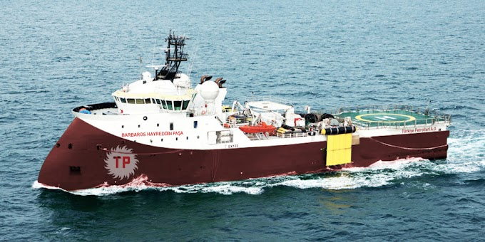 Τουρκική NAVTEX για επιστημονική έρευνα στην Ανατολική Μεσόγειο δίπλα στο Καστελλόριζο