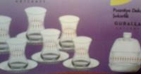 A.101  Dekorlu Çay Bardağı