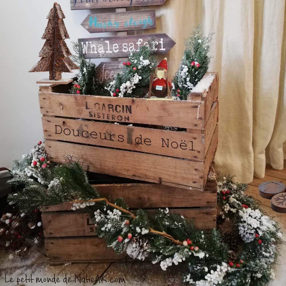 idées de chocolat pour Noël